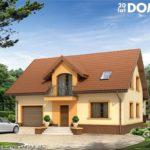 Domy jednorodzinne projekty – imponujący wybór