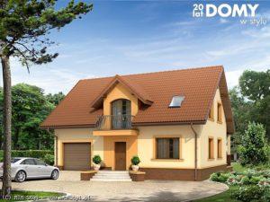 domy jednorodzinne projekty